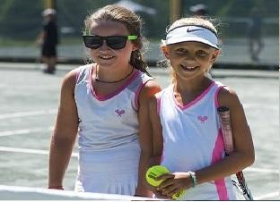 kids tennis camp fun summer