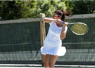 adult tennis lessons clinic