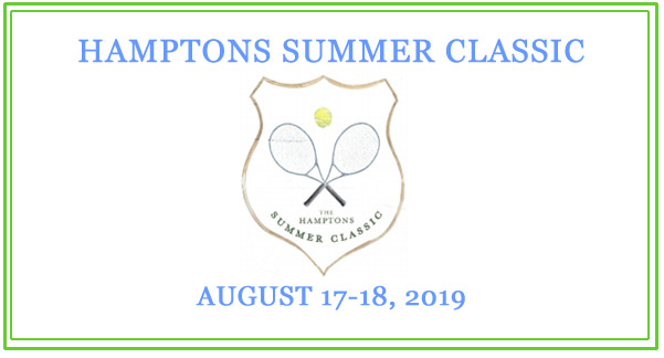 hamptons summer classic tennis